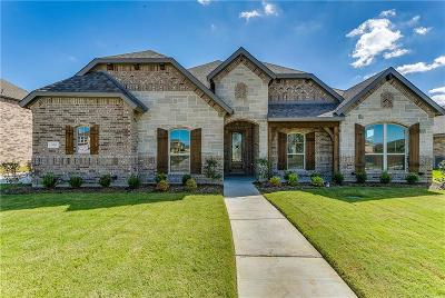 Waxahachie TX Single Family Home For Sale: $376,980