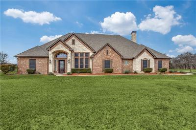 Grayson County Single Family Home Active Contingent: 615 Hidden Lakes Boulevard