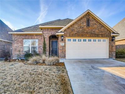 Fort Worth Single Family Home For Sale: 9637 Rosina Trail