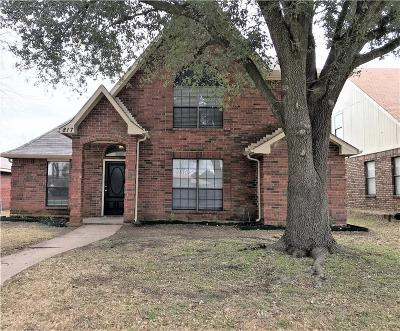 Cedar Hill Residential Lease For Lease: 817 Witherspoon Court
