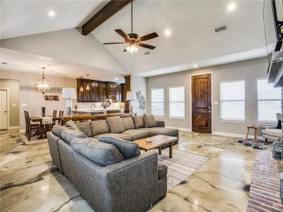 Springtown Single Family Home For Sale: 360 Carter Road