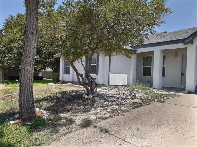 Arlington Single Family Home For Sale: 6001 Hott Springs Drive