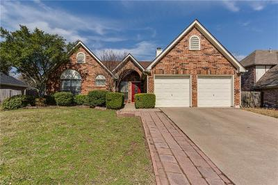 Rowlett Single Family Home For Sale: 8113 Weatherly Drive