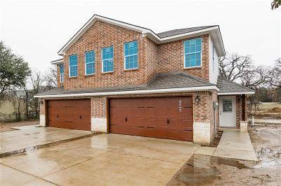 Lake Dallas Multi Family Home For Sale: 504 Main Street #B