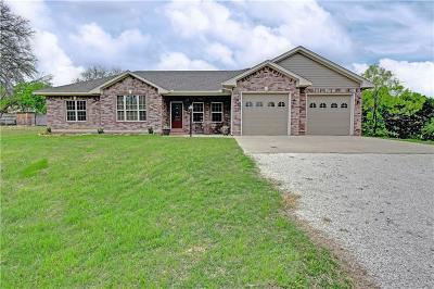 Granbury Single Family Home For Sale: 3440 Betzel Ranch Court
