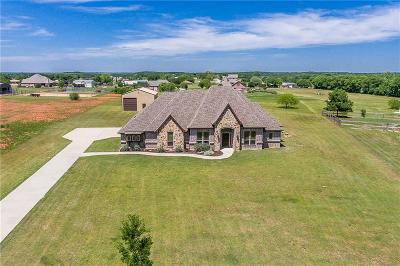 Denton County Single Family Home For Sale: 7620 Bruce Road