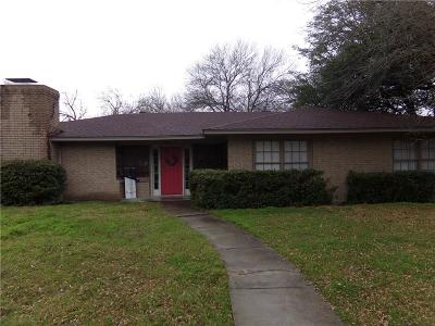 Waxahachie Single Family Home For Sale: 1801 Alexander