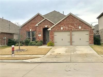 Little Elm Single Family Home For Sale: 820 Goldenmist Drive
