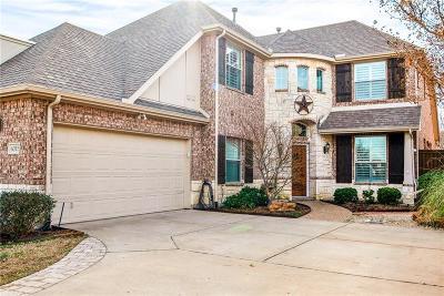 Frisco Single Family Home For Sale: 6015 Hidden Creek Lane