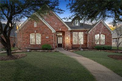 Allen Single Family Home For Sale: 1521 Bethlehem Road