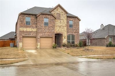 Crandall, Combine Single Family Home For Sale: 132 Fieldview Drive