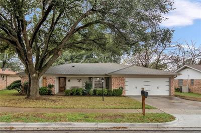 Hurst, Euless, Bedford Single Family Home For Sale: 2141 Mountainview Drive