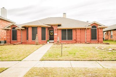 Wylie Single Family Home For Sale: 211 Towngate Drive