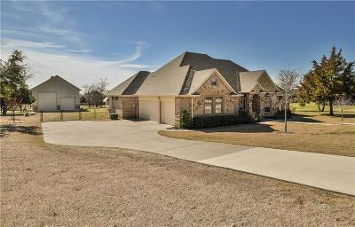 Weatherford Single Family Home For Sale: 306 Sandpoint Court