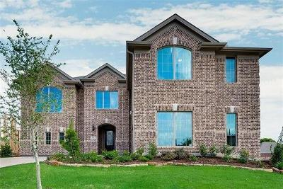 Allen Single Family Home For Sale: 1533 Jamison Drive