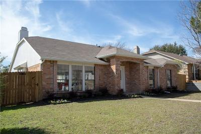 The Colony Single Family Home For Sale: 4629 Freeman Drive