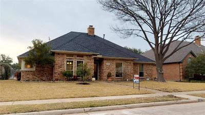 Plano Single Family Home For Sale: 2605 Bowie Drive