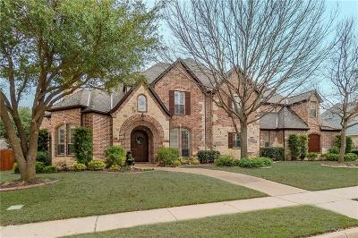 Mckinney Single Family Home For Sale: 7409 Round Hill Road