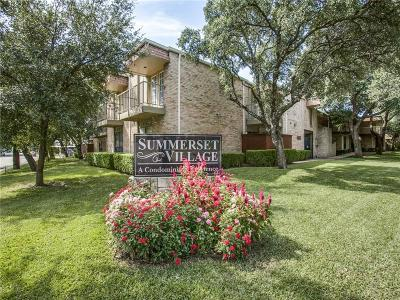Dallas Condo For Sale: 5930 Birchbrook Drive #205
