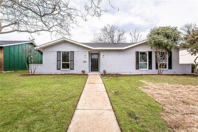 Allen Single Family Home Active Option Contract: 807 Meadow Mead