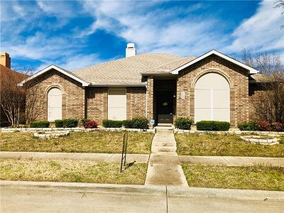 Mckinney Single Family Home For Sale: 4402 San Fernando Lane