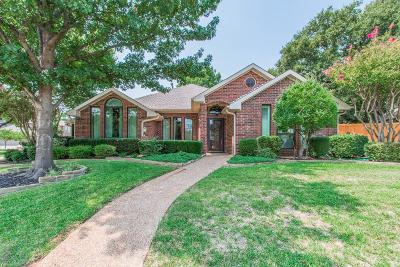 Corinth TX Single Family Home For Sale: $300,000