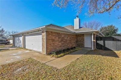 North Richland Hills Residential Lease For Lease: 6319 Christy Court