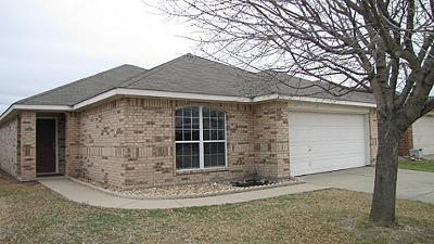 Fort Worth Residential Lease For Lease: 237 Memory Drive