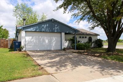 The Colony Single Family Home For Sale: 5333 Young Drive