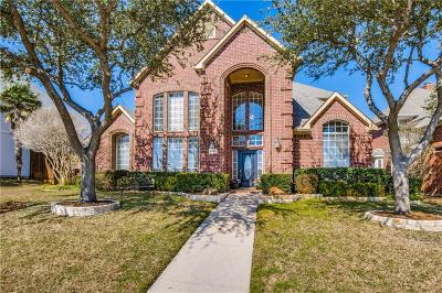 Plano Single Family Home Active Option Contract: 5705 Yeary Road