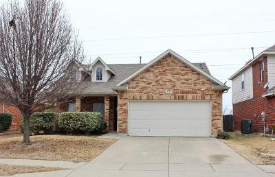 Fort Worth Residential Lease For Lease: 6709 Coolwater Trail