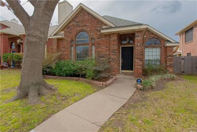 Coppell Single Family Home For Sale: 121 Summer Place Drive