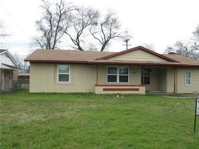 Dallas Single Family Home For Sale: 228 W Cherry Point Drive
