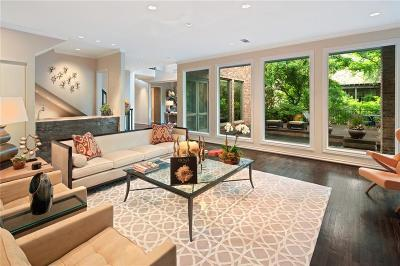 Dallas Single Family Home For Sale: 11808 Forest Lakes Lane