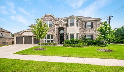 Denton Single Family Home For Sale: 6500 Edwards Road