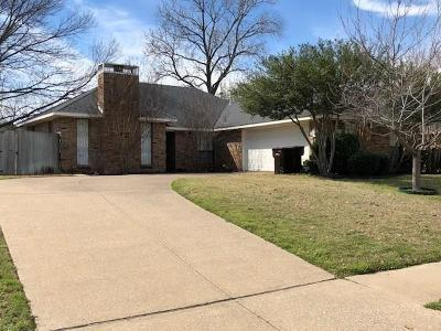 Plano Single Family Home For Sale: 3409 Deep Valley Trail