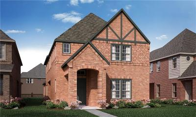 Frisco Single Family Home For Sale: 12821 Yale Court