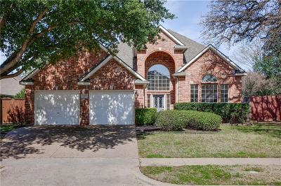 Coppell Single Family Home For Sale: 310 Saddle Tree Trail