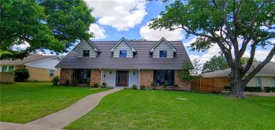 Richardson Single Family Home For Sale: 412 Northview Drive