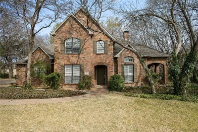 Wylie Single Family Home Active Contingent: 1013 Santiago Trail