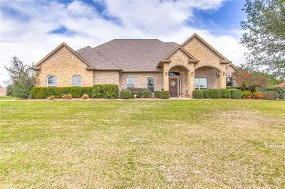 Granbury Single Family Home For Sale: 3715 Lonesome Creek Road