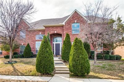 Frisco Single Family Home For Sale: 6211 Ryeworth Drive
