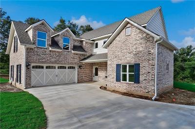 Grayson County Single Family Home For Sale: 137 White Dove Trail