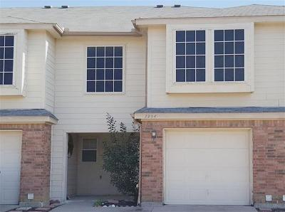 Fort Worth TX Townhouse For Sale: $215,000