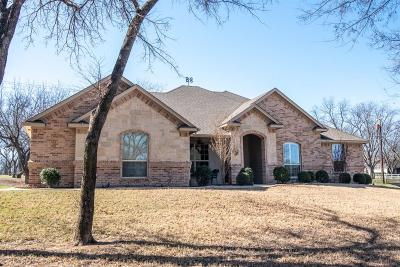 Granbury Single Family Home For Sale: 7707 Ravenswood Road