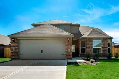 Crowley Single Family Home For Sale: 1637 Conley Lane