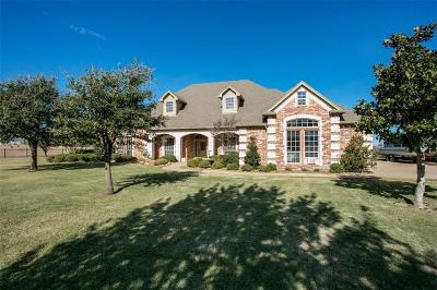 Haslet Single Family Home Active Option Contract: 2005 White Lane