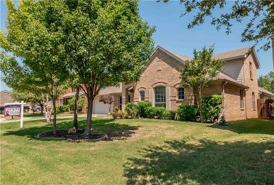 Fort Worth Single Family Home For Sale: 5417 Palisades Court