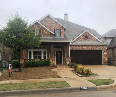 McKinney Single Family Home For Sale: 3208 Mile High Lane