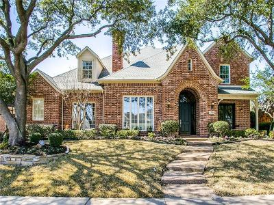 Plano Single Family Home For Sale: 2709 Chambers Lane
